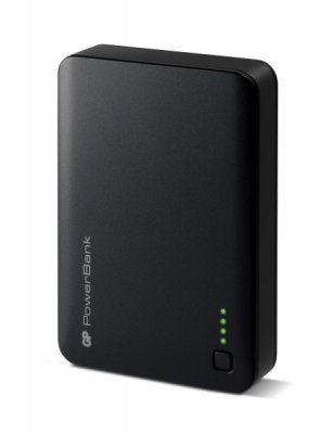 GP Portable PowerBank 12000 Svart