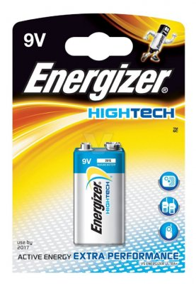 9 Volt Hightech - 1-pack